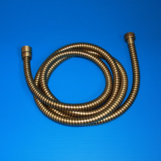 Old bronze Of the spray hose Lg 2 meters